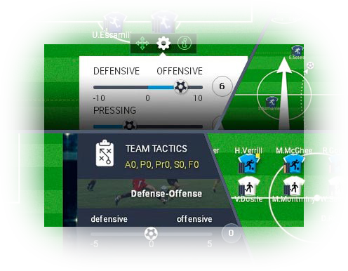 Team tactic football manager 2020